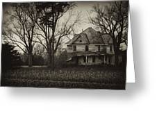 Seen Better Days Greeting Card by Off The Beaten Path Photography - Andrew Alexander