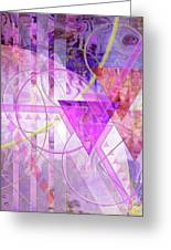 Shibumi Spirit Greeting Card by John Robert Beck