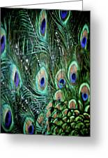 Someone Is Watching You Greeting Card by Odd Jeppesen