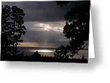 Sonoma Coast Drama Greeting Card by Brad Wilson