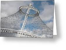 Spokane Pavilion Greeting Card by Carol Groenen