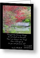 Spring Revival Greeting Card by Carol Groenen