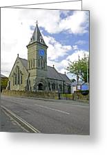 St John The Evangelist Church At Wroxall Greeting Card by Rod Johnson