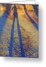Summertime Legs Greeting Card by JoAnn SkyWatcher
