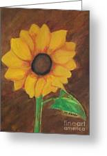 Sunny Side Up Greeting Card by Marsha Heiken