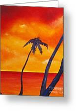 Surprise Sunrise Greeting Card by Joseph Palotas
