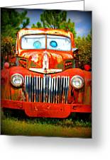 Tater Greeting Card by Dana  Oliver