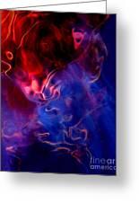 Taurus Greeting Card by Terril Heilman