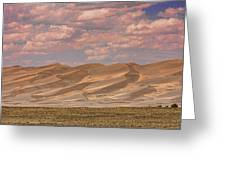 The Great Colorado Sand Dunes  177 Greeting Card by James BO  Insogna