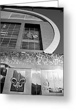 The Kfc Yum Center II Greeting Card by Steven Ainsworth