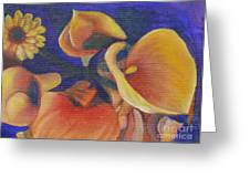 The Only One Greeting Card by Terri Thompson