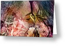 The Prophet On Self Knowledge Greeting Card by Barry Novis