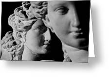 The Three Graces Greeting Card by Roman School