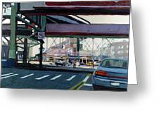 To The Triboro Greeting Card by Patti Mollica
