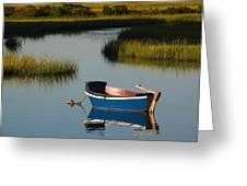 Tranquil Cape Cod Photography Greeting Card by Juergen Roth