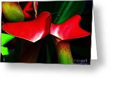 Twins Greeting Card by Elfriede Fulda