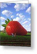 Unexpected Growth Greeting Card by Jerry LoFaro