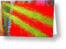 Unison Greeting Card by John  Nolan