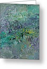 Blind Giverny Greeting Card by Ralph White