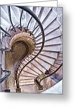 Up Or Down? Greeting Card by Tom Mc Nemar
