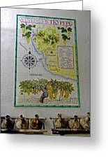Vinedos Tio Pepe - Jerez De La Frontera Greeting Card by Juergen Weiss