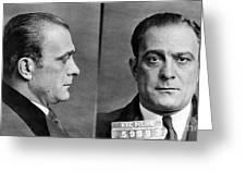 Vito Genovese (1897-1969) Greeting Card by Granger