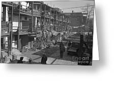 Washington Slum, 1935 Greeting Card by Granger