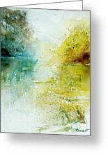 Watercolor 24465 Greeting Card by Pol Ledent