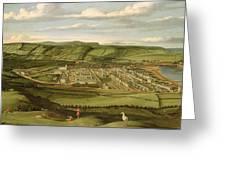Whitehaven - Cumbria Greeting Card by Matthias Read