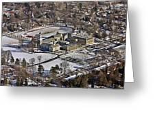 William Penn Charter School 3000 West School House Lane Philadelphia Pa 19144 5412 Greeting Card by Duncan Pearson