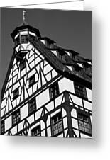 Windows ... Greeting Card by Juergen Weiss