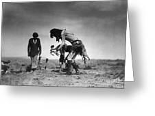 YEIBICHAI CEREMONY, c1905 Greeting Card by Granger