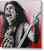 'arhhhhhhhh' Metal Print by Christian Chapman Art