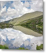 Lakes Of The Clouds - Mount Washington New Hampshire Metal Print by Erin Paul Donovan