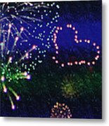 My 4th Of July Metal Print by Janie Johnson
