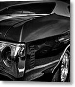 1972 Chevrolet Chevelle Metal Print by David Patterson