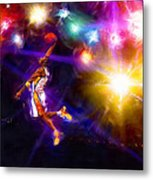 A Star Is Born Metal Print by Alan Greene