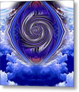 Abstract 143 Metal Print by J D Owen