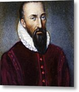 Ambroise Pare (1517?-1590) Metal Print by Granger
