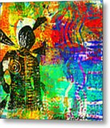 At The Carnival Metal Print by Angela L Walker