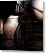 Between Here And There Metal Print by Bob Orsillo