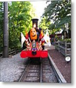 Busch Gardens - 121213 Metal Print by DC Photographer