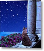Cassiopeia Metal Print by Kathleen Horner