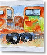 Companions Metal Print by Suzy Pal Powell