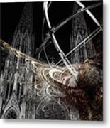 Confession Metal Print by David Fox