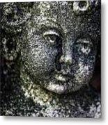 Crying Blood Metal Print by Joana Kruse