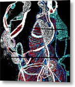 Dinka Metal Print by Gloria Ssali