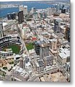 Downtown San Diego Metal Print by Bill Cobb