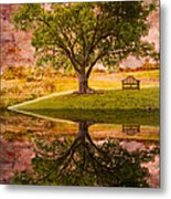 Dreaming Metal Print by Debra and Dave Vanderlaan