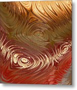Earth Tones Metal Print by Heidi Smith